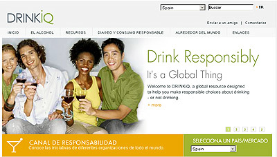 Portal uso responsable del   alcohol